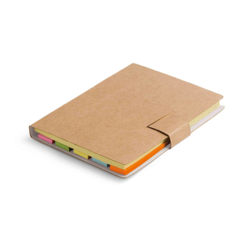 Bloc-notes de feuilles repositionnables. - 93426