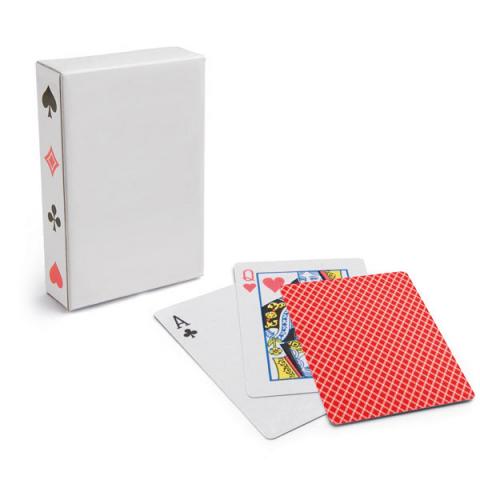 54 cartes à jouer. - 98080