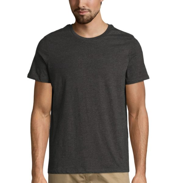 TEE-SHIRT HOMME COL ROND - MIXED MEN