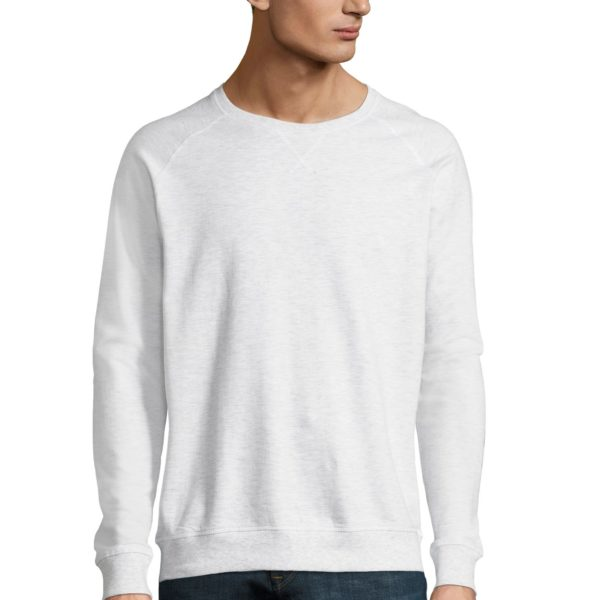 SWEAT-SHIRT HOMME FRENCH TERRY - STUDIO MEN