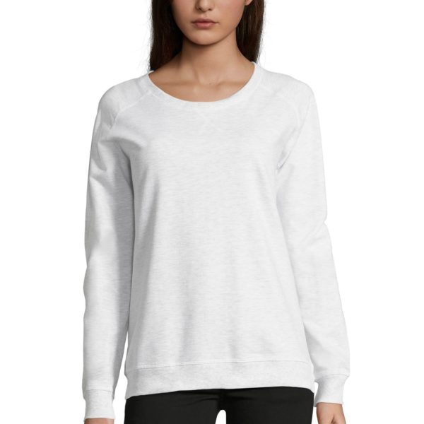 SWEAT-SHIRT FEMME FRENCH TERRY - STUDIO WOMEN