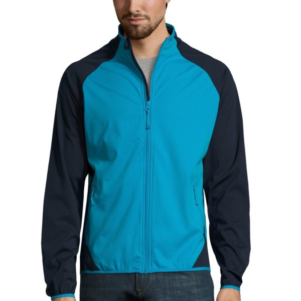 SOFTSHELL ULTRA LIGHT BICOLORE HOMME - ROLLINGS MEN