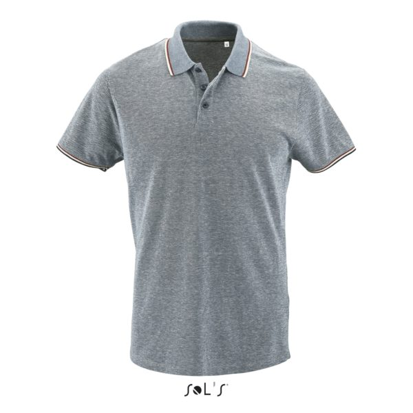 POLO CHINÉ HOMME - PANAME MEN