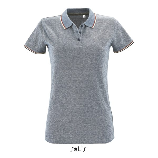 POLO CHINÉ FEMME - PANAME WOMEN
