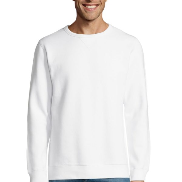 SWEAT-SHIRT UNISEXE COL ROND - SULLY