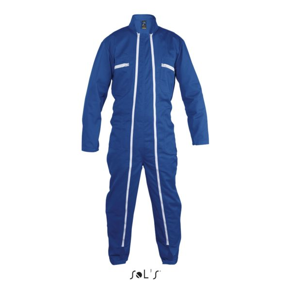 COMBINAISON WORKWEAR DOUBLE ZIP - JUPITER PRO