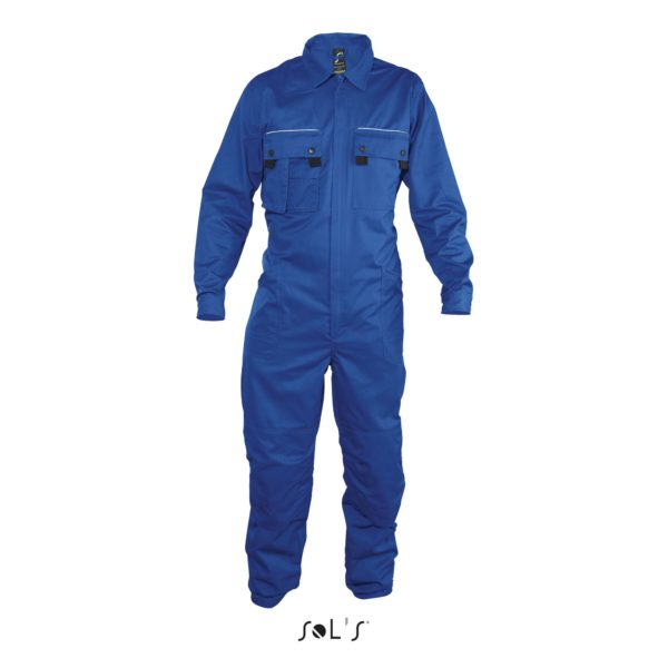 COMBINAISON WORKWEAR SIMPLE ZIP - SOLSTICE PRO